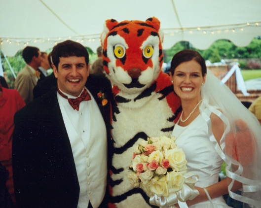 May 17, 2003 with the Clemson tiger