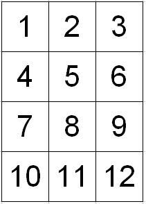 quilt grid